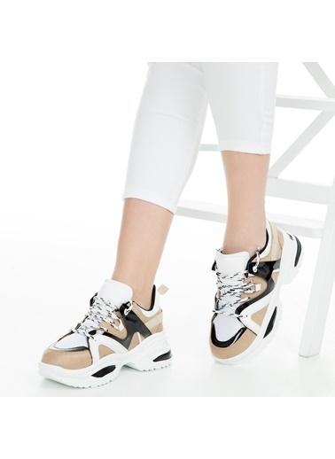 Lela Ayakkabı Bej